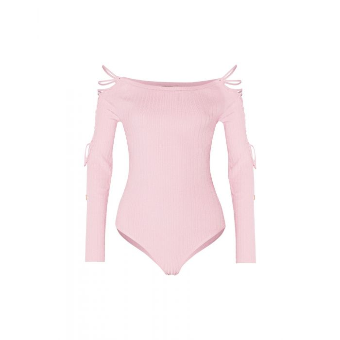 Image for Cushnie Pink Viscose Pullover