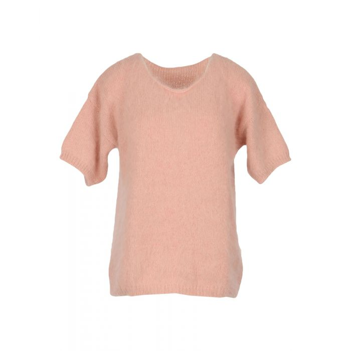 Image for Roberto Collina Light pink Angora Pullover