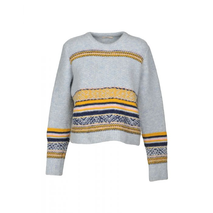 Image for Sessun Woman Light grey Jumpers