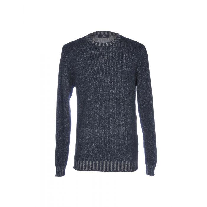 Image for Alpha Studio Dark blue Wool Pullover