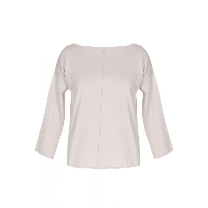 Image for Stefanel Beige Cotton Pullover