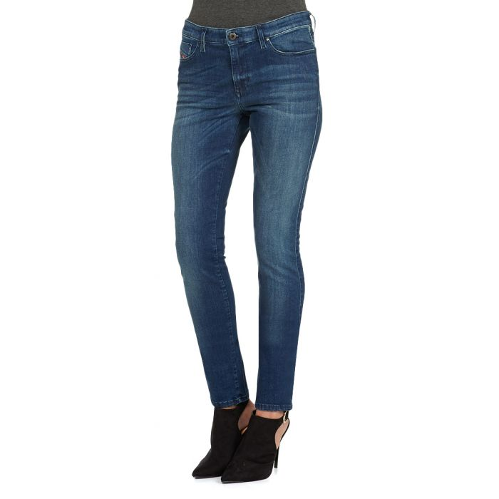 Image for Skinzee blue skinny jeans