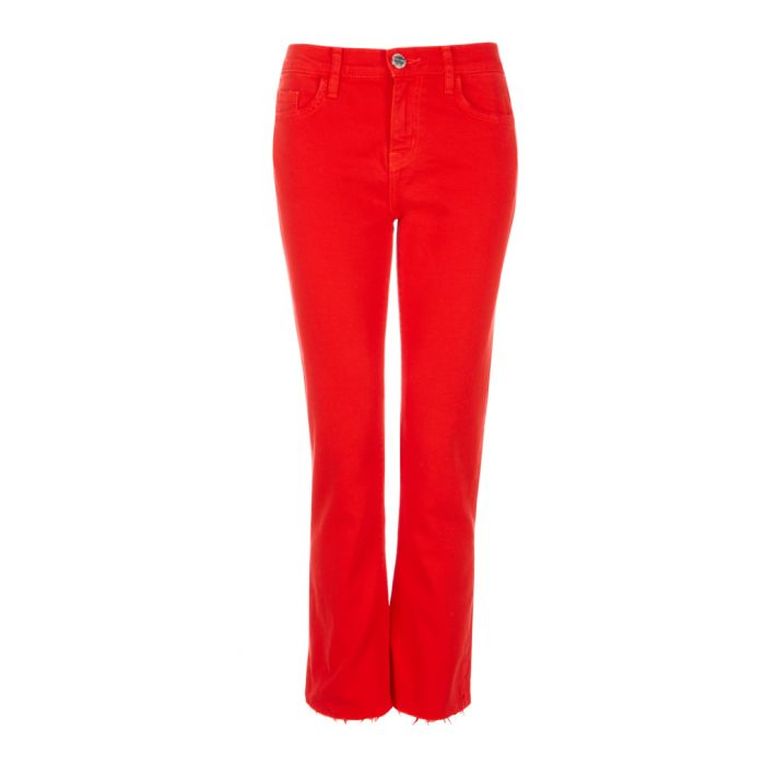 Image for The kick red skinny jeans