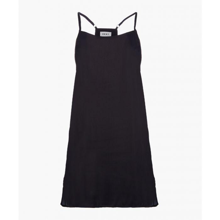 Image for Midnight strap pyjama top