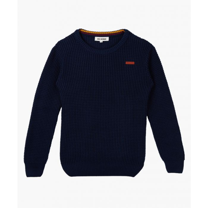 Image for Navy blue jumper