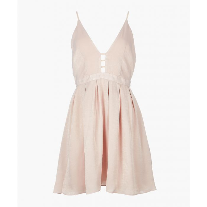 Image for Gabby's party all night neutral dress