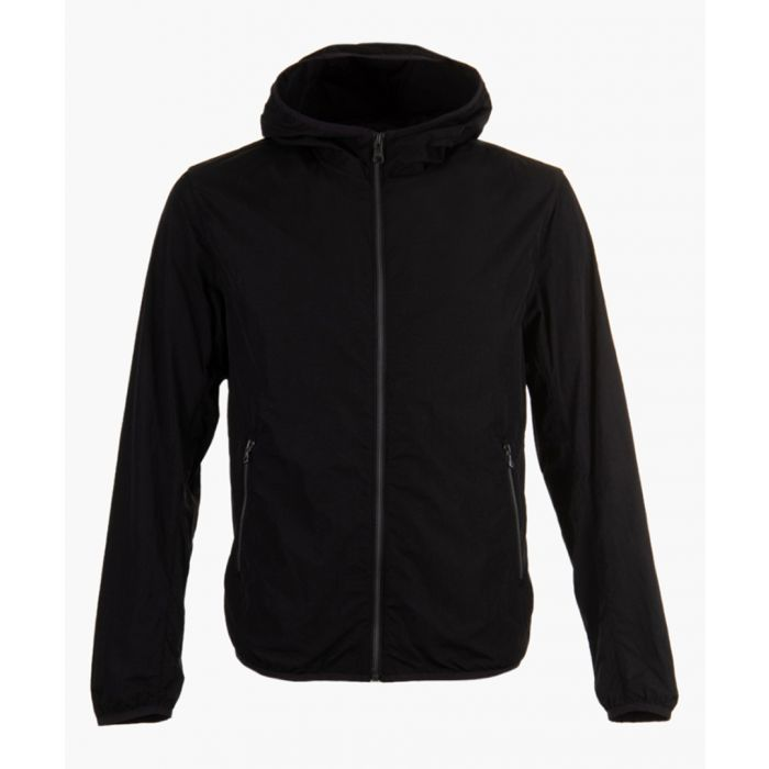 Image for Black pure cotton jacket