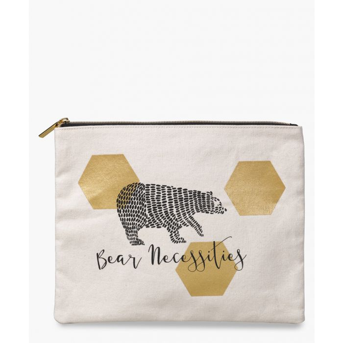 Image for Bear necessities pink pouch