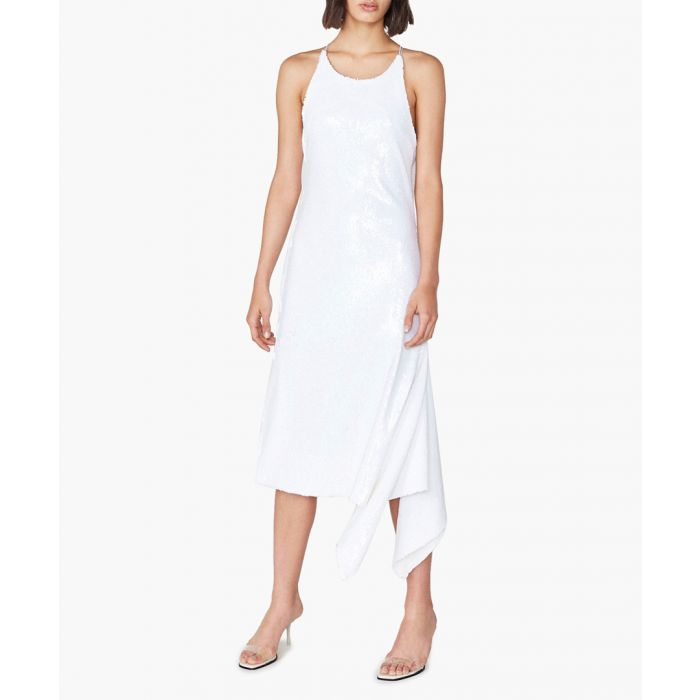 Image for Newbury ivory dress