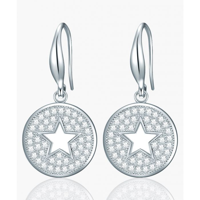 Image for Silver-plated earrings