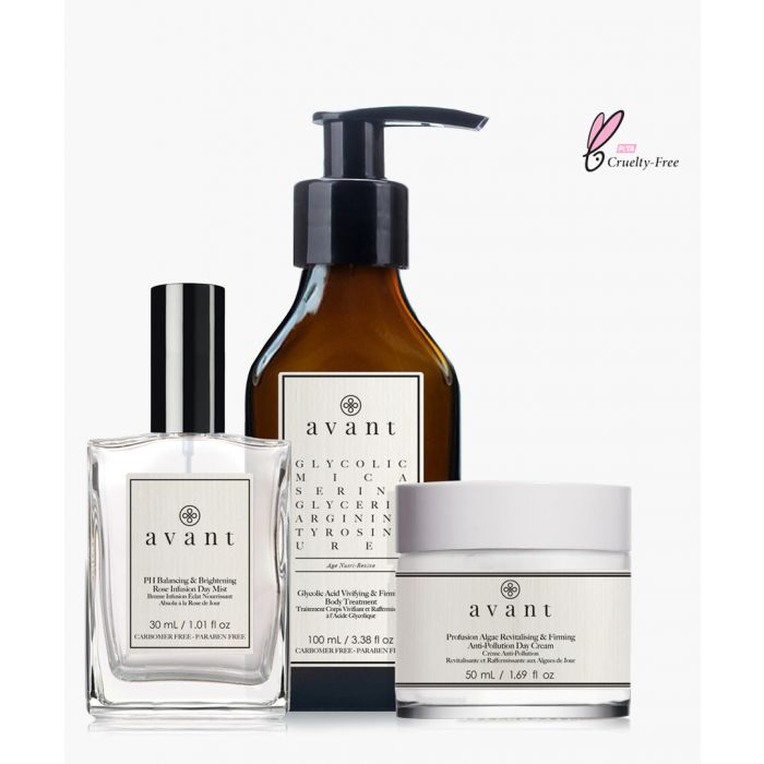 Image for 3pc must-have revitalising skincare set