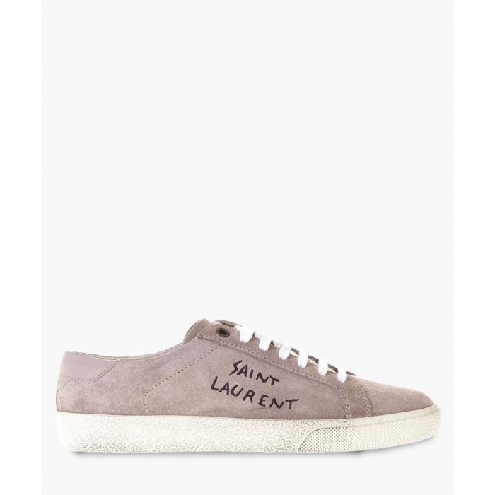 Image for Court Classic SL/06 antique rose leather trainers