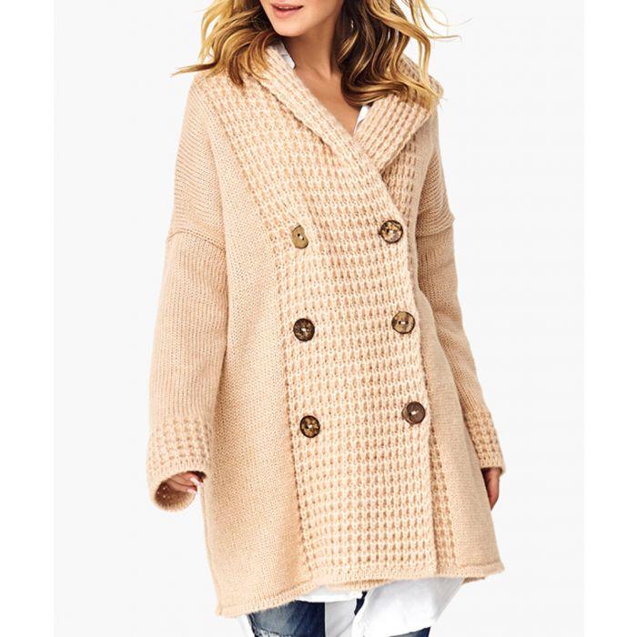 Image for Pink wool blend jumper