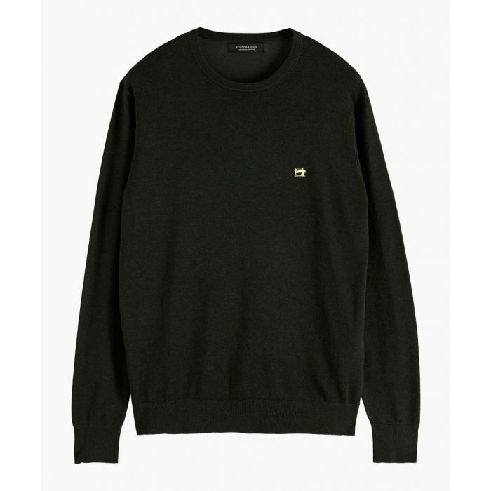 Image for Military melage classic crew neck jumper