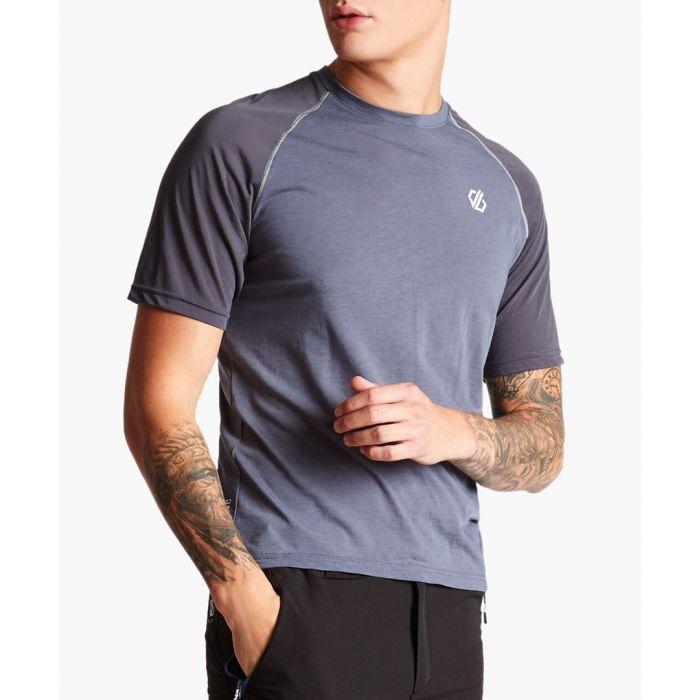 Image for Institute merino wool-blend T-shirt