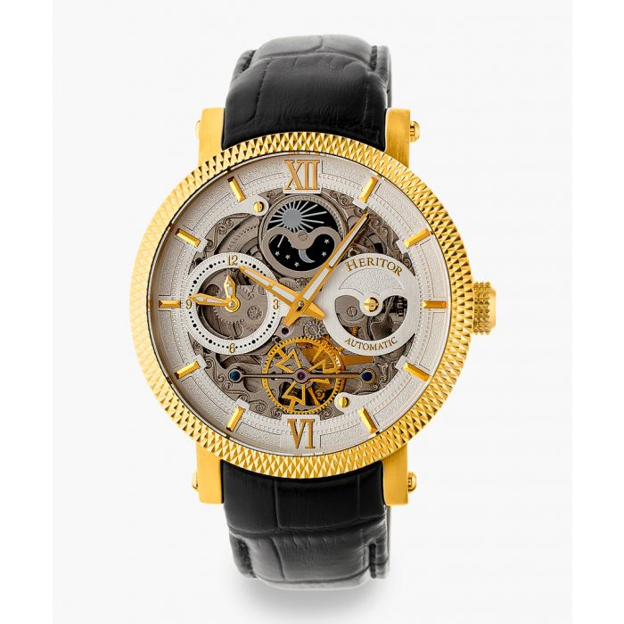 Image for Heritor Automatic Aries black watch