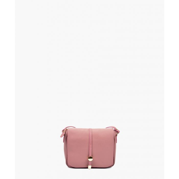 Image for Brown leather shoulder bag
