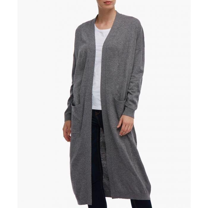 Image for Grey melange sweater