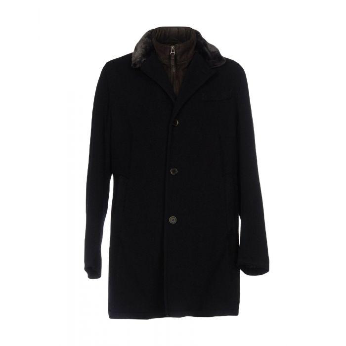 Image for Gms-75 Man Dark blue Coats