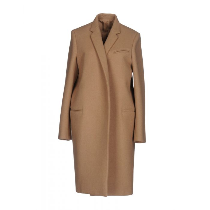 Image for Celine Woman Camel Coats
