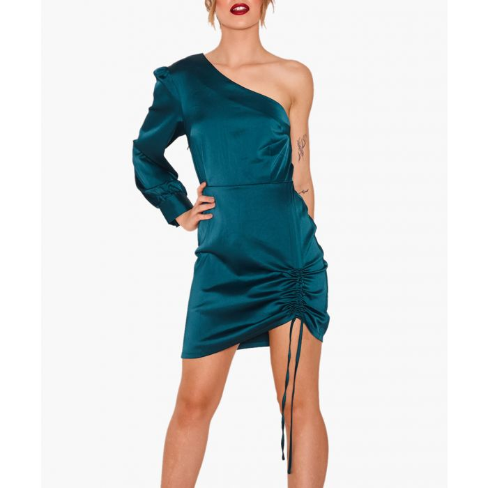 Image for Tam one sleeve dress