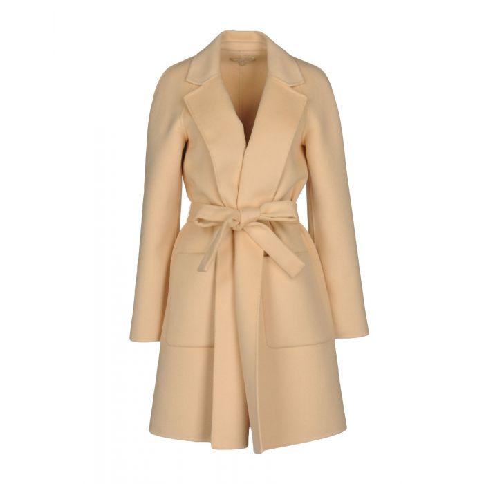 Image for Michael Michael Kors Light pink Virgin Wool Cappotti