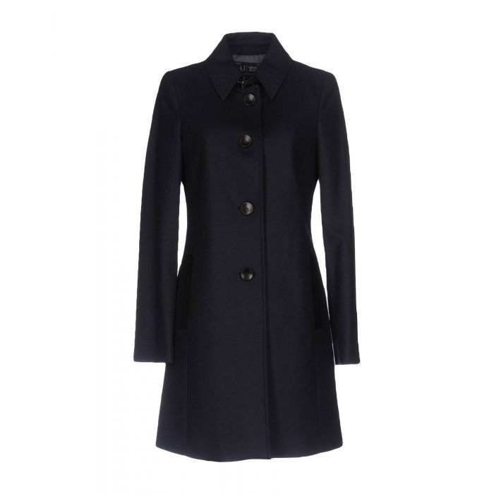 Image for Armani Jeans Woman Dark blue Coats