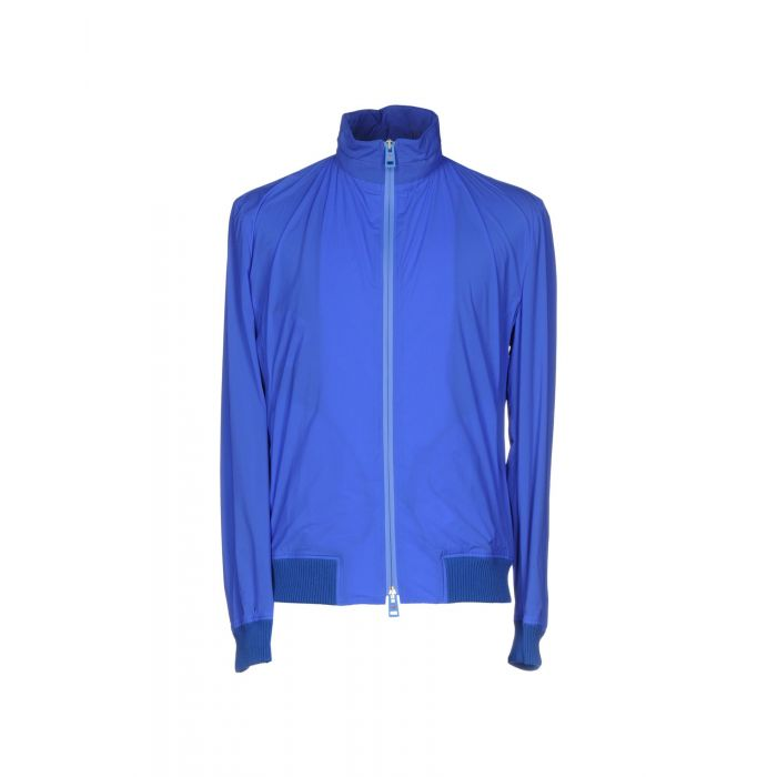 Image for Bright blue single-breasted jacket