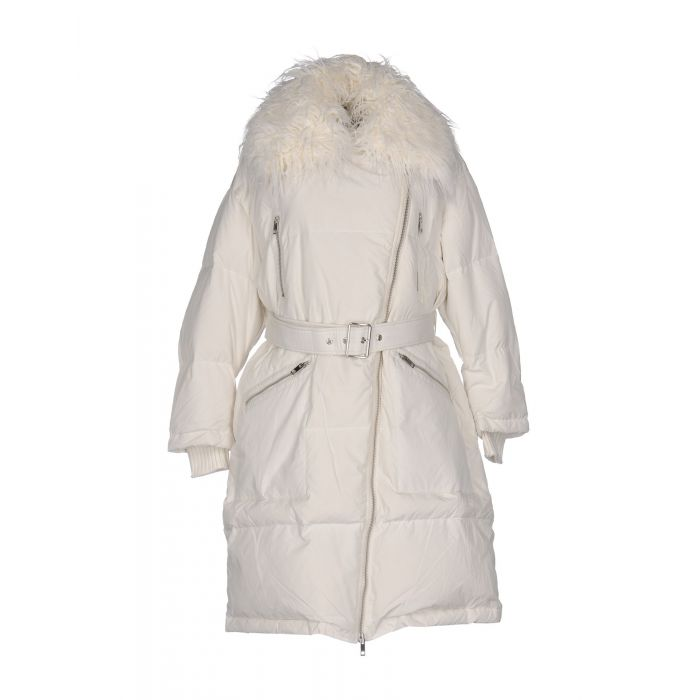 Image for Diesel Woman Ivory Down jackets