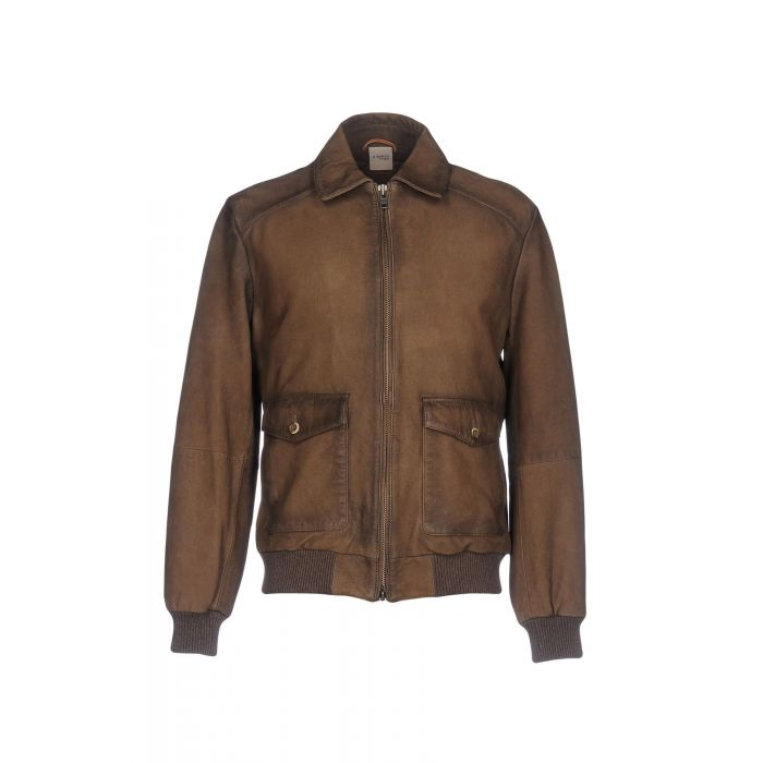 Image for Andrea D' Amico Man Brown Jackets