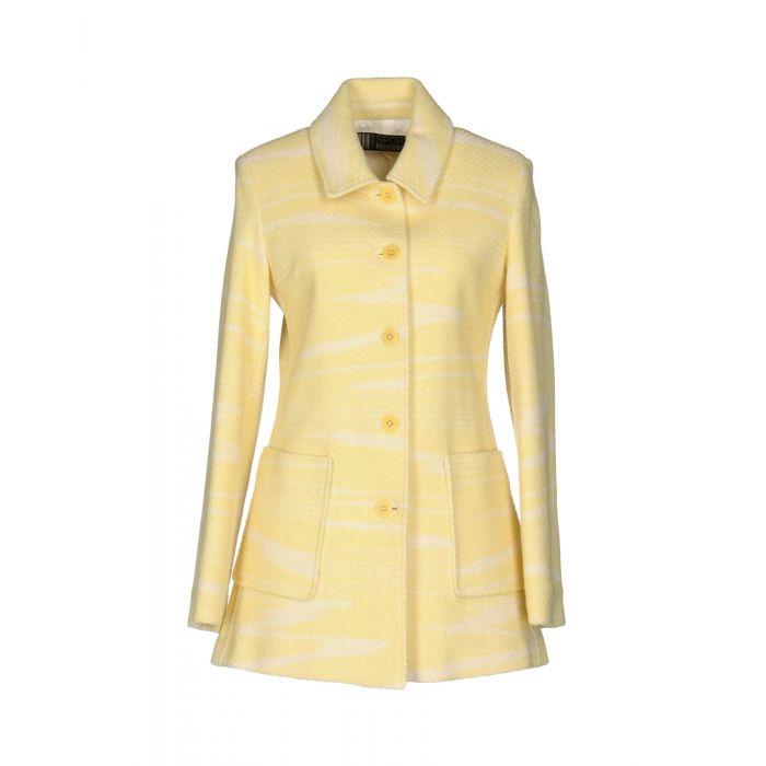 Image for Yellow wool coat