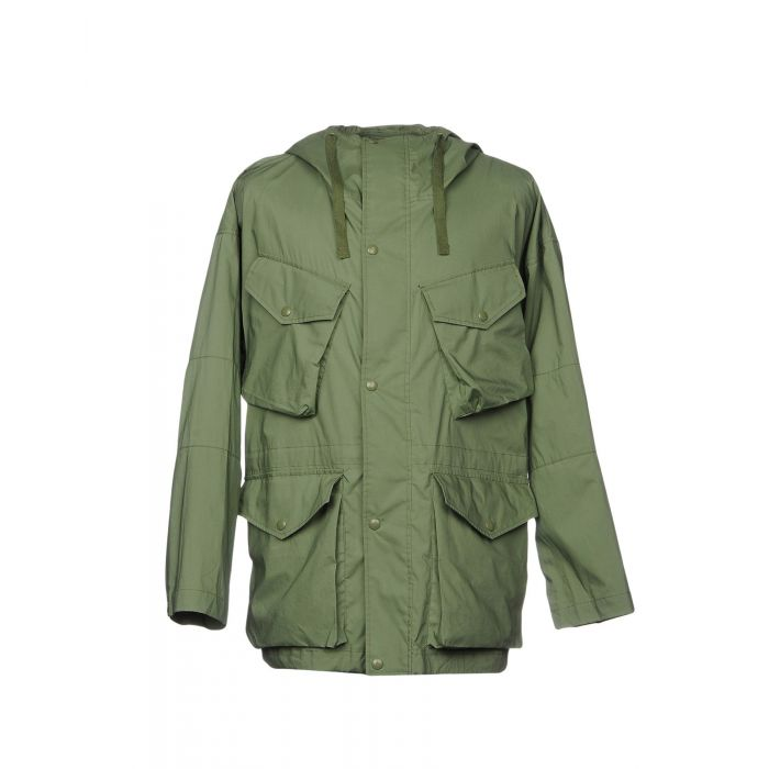 Image for Sempach Man Military green Overcoats