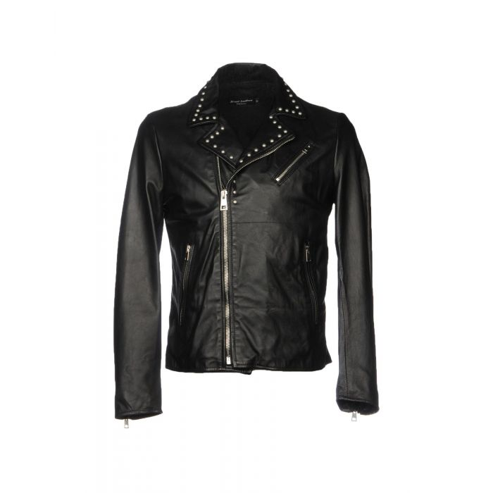 Image for Street Leathers Man Black Jackets