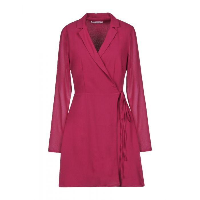 Image for Glamorous Woman Mauve Short dresses