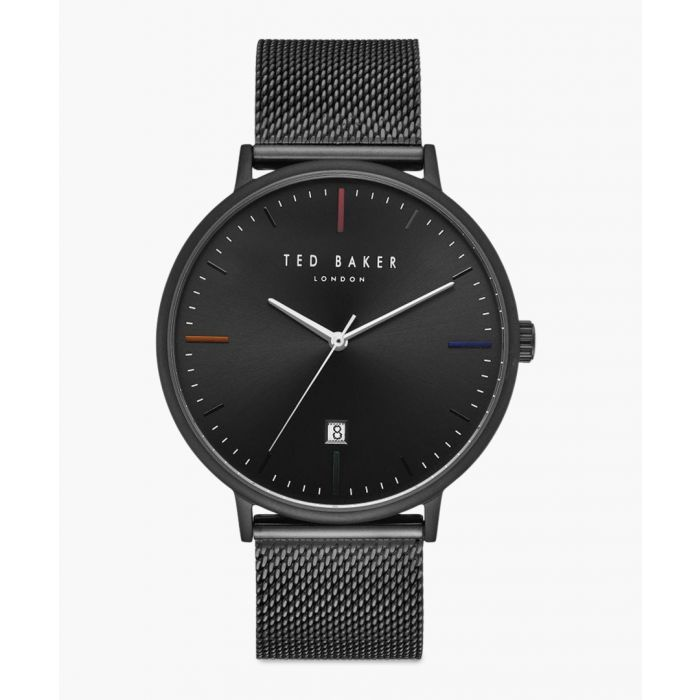 Image for Norton black stainless steel watch