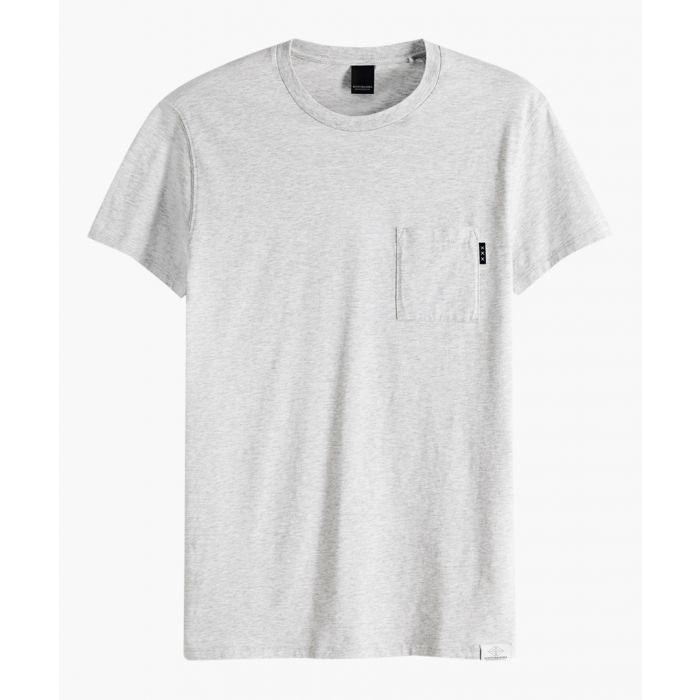 Image for Blauw grey T-shirt