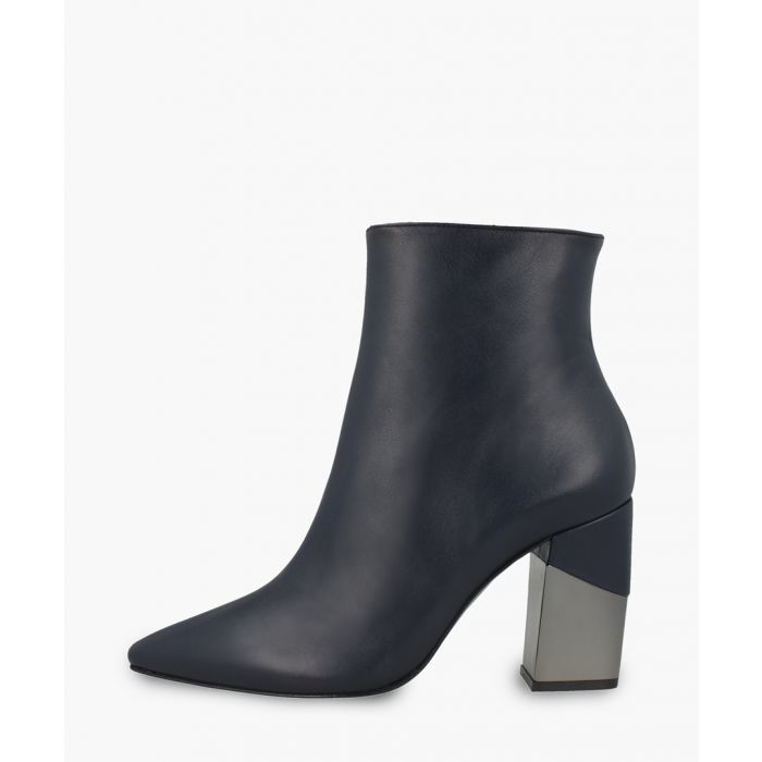 Image for Navy boots