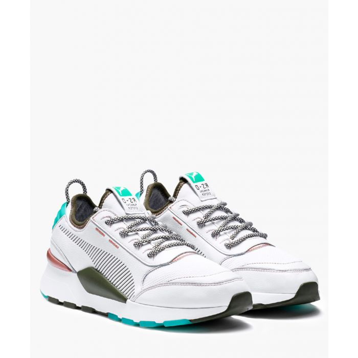 Image for RS-0 x emory jones white trainers
