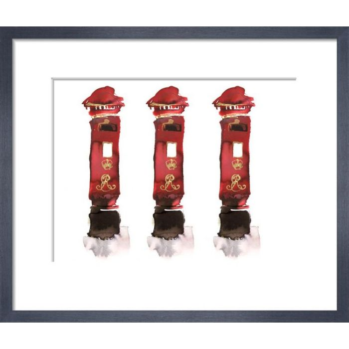 Image for Post Box Trio by Bridget Davies