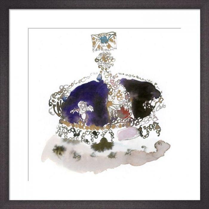 Image for Purple Crown by Bridget Davies
