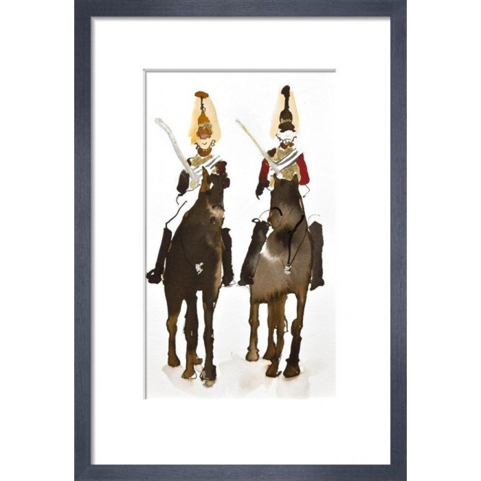 Image for Horse Guards Parade by Bridget Davies