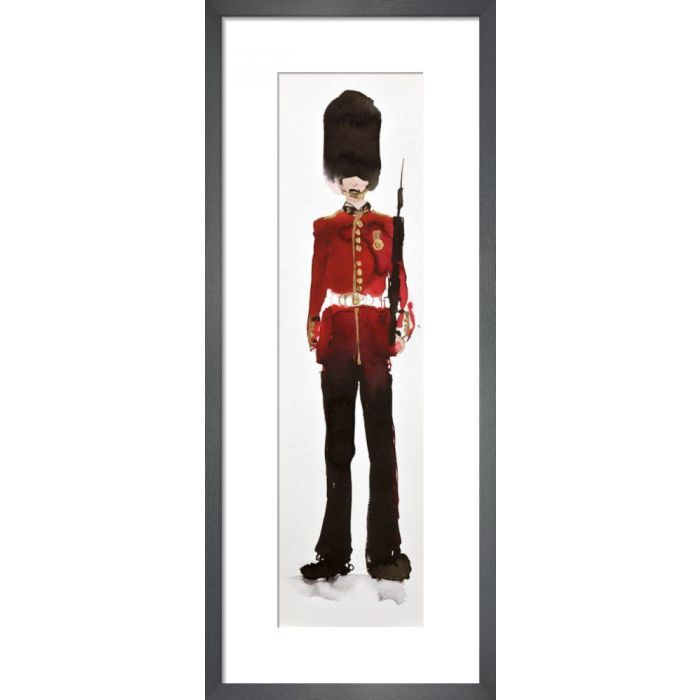 Image for Queen's Foot Guard by Bridget Davies