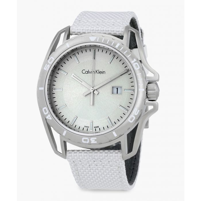 Image for Mens silver-plated watch