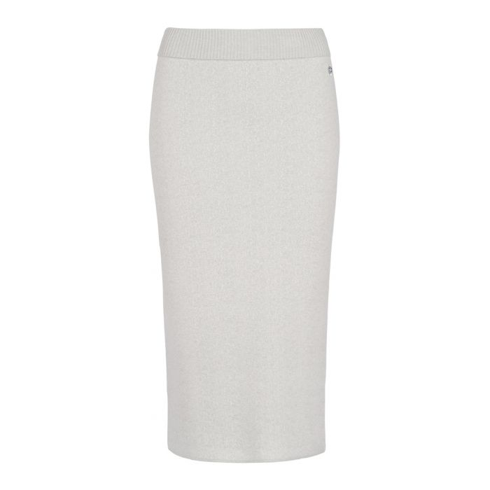 Image for Soho grey skirt