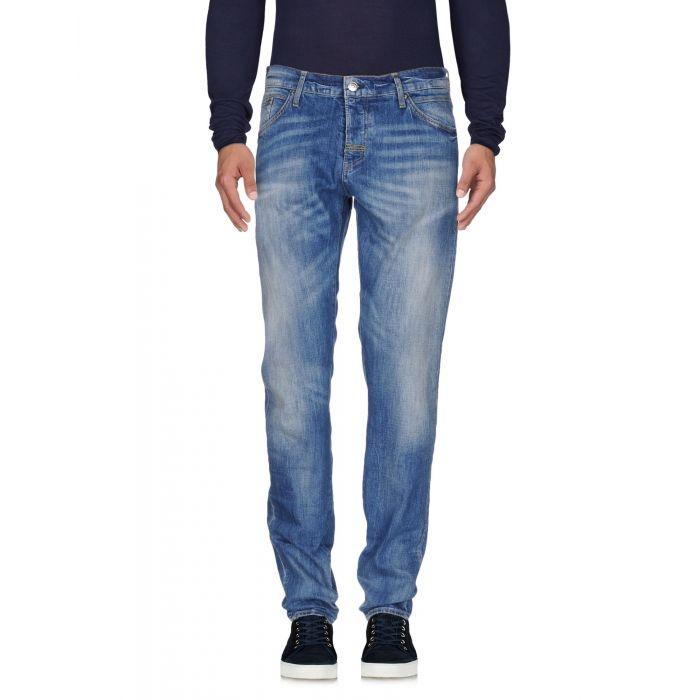Image for Meltin Pot Blue Cotton Pantaloni jeans