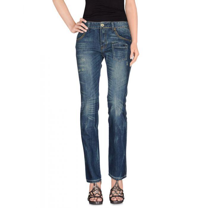 Image for El Charro Woman Blue Denim trousers