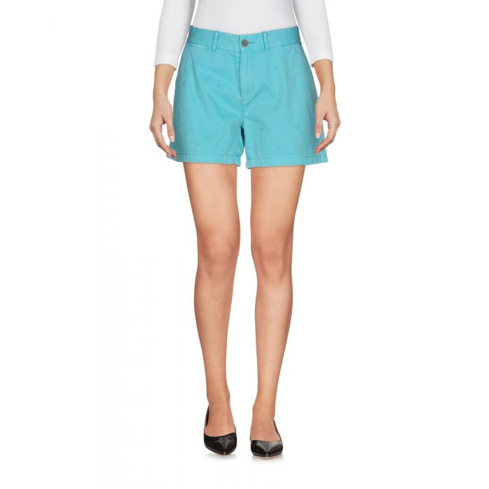Image for Pepe Jeans Woman Turquoise Shorts