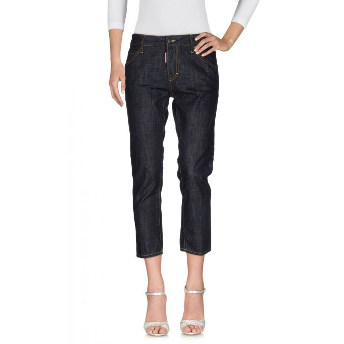 Image for Blue mid-rise jeans