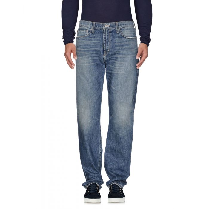 Image for Blue medium wash jeans