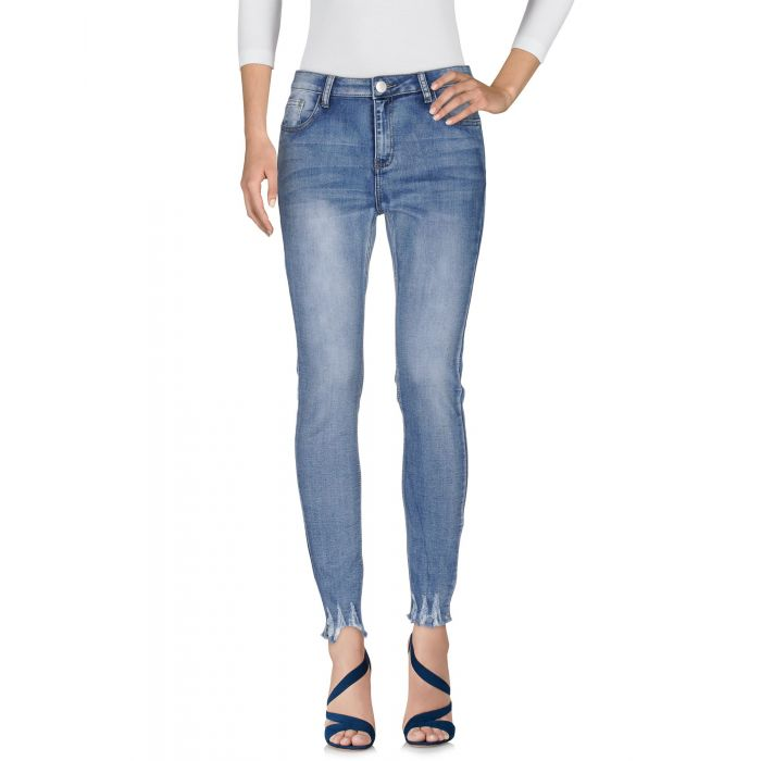 Image for Glamorous Woman Blue Denim trousers